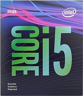ProInt Core i5-9400F 2.90GHz 9MB FCLGA1151 (BX80684I59400F999CVM), Intel, BX80684I59400F