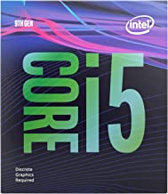 Intel BX80684I59400F Procesador Core i5 9th Gen, 2.9GHz 9Mb