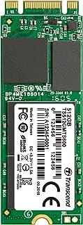 Transcend TS512GMTS600 - Disco Duro sólido Interno SSD M.2 de 512 GB (SATA III, 6 GB/s)