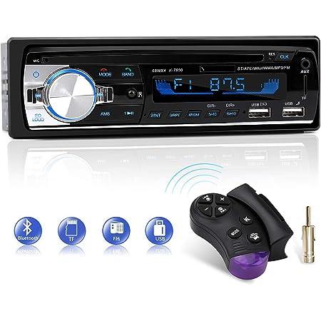 Cenxiny Autoradio Mit Bluetooth Freisprecheinrichtung Elektronik