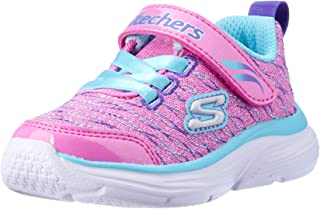 Skechers Wavy Lites - Jump N' Sparkle Girls Sneakers