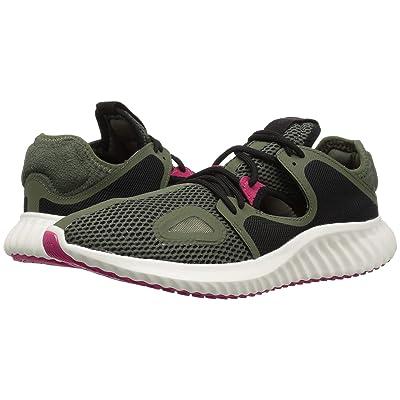 adidas Running Run Lux Clima (Base Green/Black/Real Magenta) Women