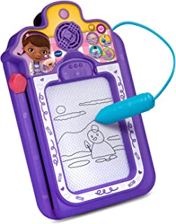 VTech Doc McStuffins Talk & Trace Clipboard (Frustration Free Packaging), Purple