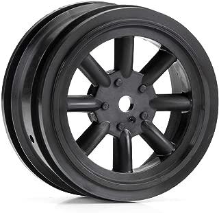 Protoform - Pro-line Racing VTA Front Wheel, Black, 26mm (2): VTA Class, PRM276603