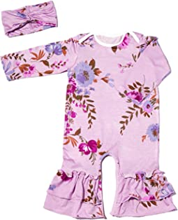 Ruffle Romper Two-Piece Set (Infant/Toddler)