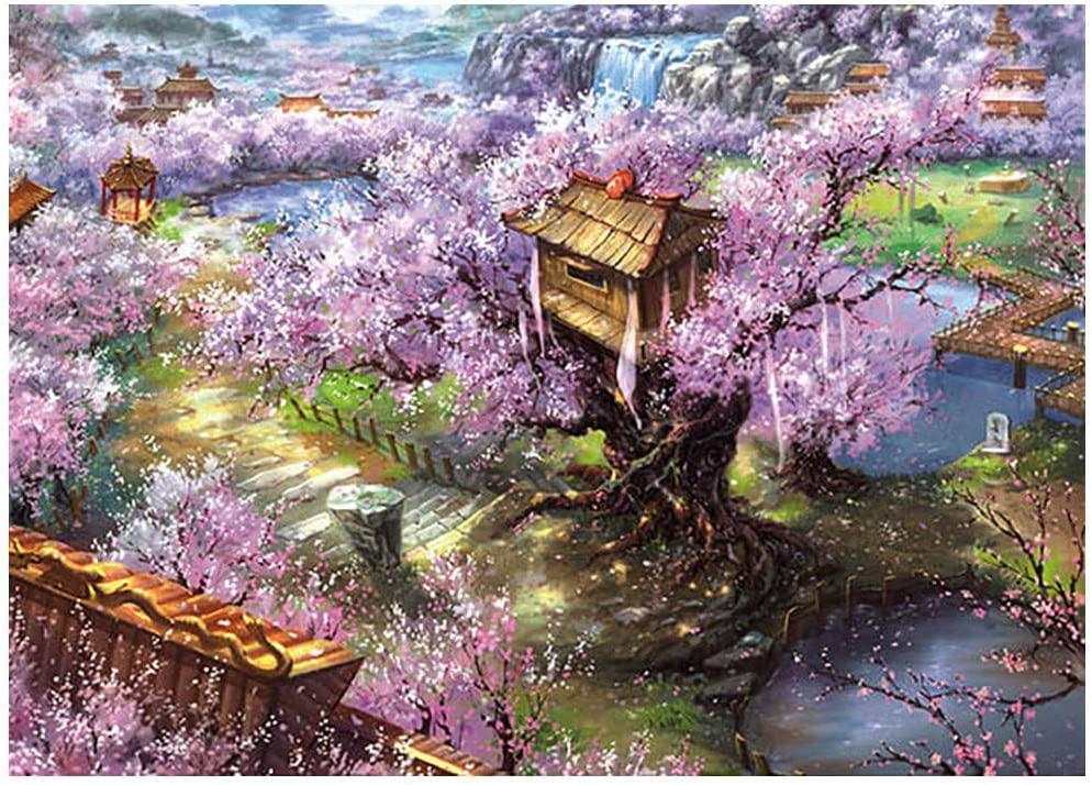 150 Piece Landscape 2020 Jigsaw Puzzles Adult Kids Educational Puzzle Gift New