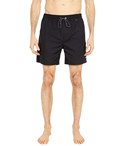 Hurley 17 One and Only Volley 2.0 (Black) Men