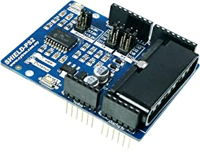 Cytron Playstation2 controller converter shield for Arduino, digital pin as UART TX and RX pin