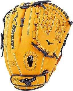 Mizuno MVP Prime SE 12.5 Inch GMVP1250PSEF6 Fastpitch Softball Glove - Cork/Navy