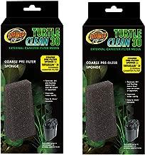 Turtle Clean 30 Coarse Pre-Filter Sponge (Pack of 2)