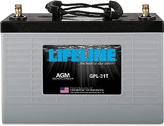 Lifeline Marine AGM Battery - GPL-31T