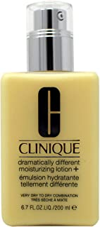 Clinique Dramatically Different Moisturizing Lotion Plus with Pump 6.7 Ounce Unbox
