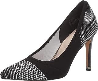 Kenneth Cole New York Womens KLS9056KX Riley 85 Knit Pointed Toe Pump Black Size: 10 US / 10 AU