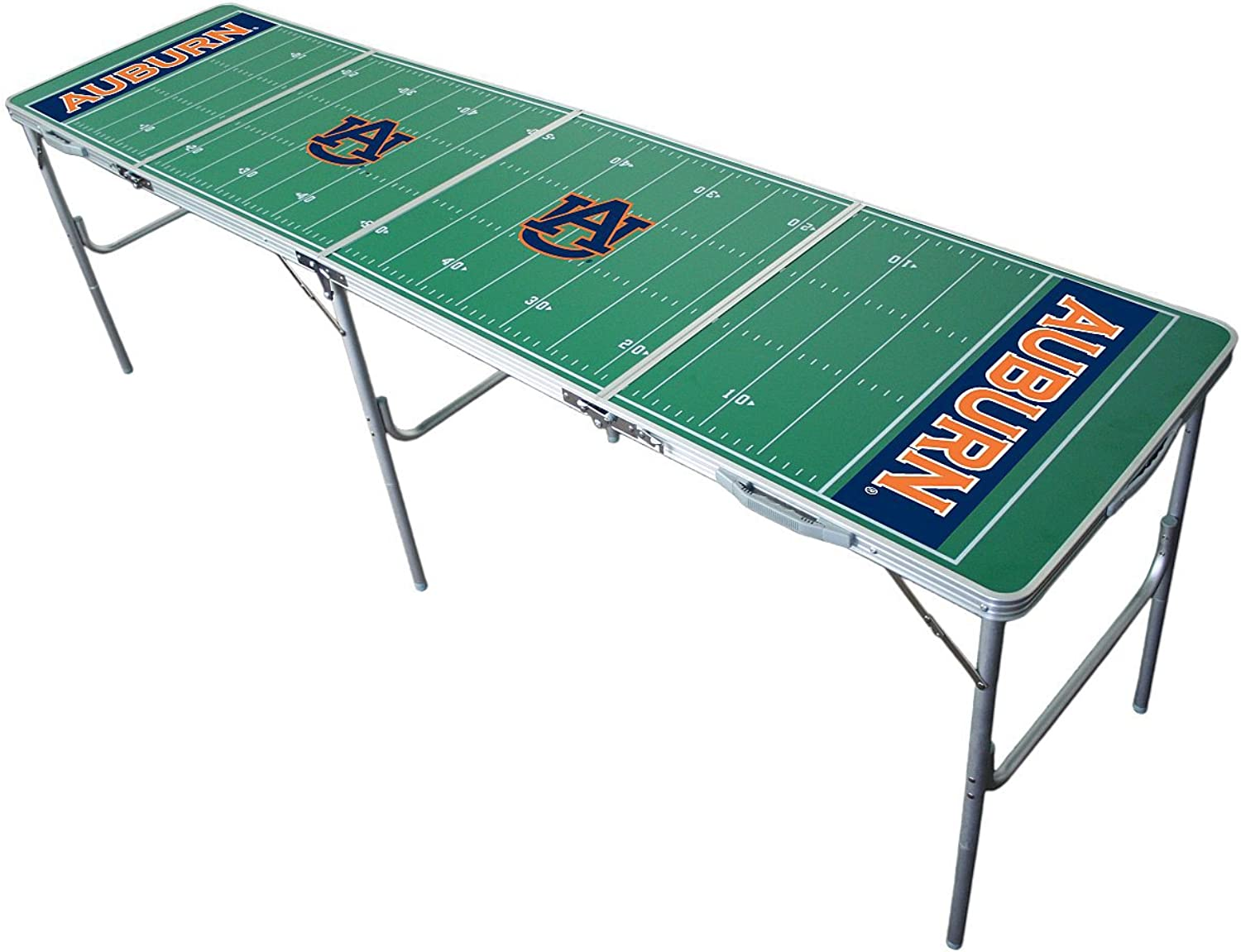 Auburn Tigers 2x8 Tailgate Table by Wild Sports