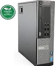 Dell OptiPlex 9020 SFF, Intel Core i5-4570 up to 3.2 GHz, 8GB RAM, 240 GB SSD Desktop Computer Windows 10 Pro (Renewed)