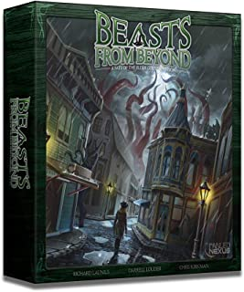 Greater Than Games Beasts from Beyond Board Game