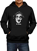 AbNormal Hoodie, Marty Feldman, Young Frankenstein, Igor, Funny, Gift for Cinema Lovers, Silkscreen, Hand Printed, Unisex pullover hoodie