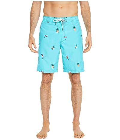 Tommy Bahama Baja On The House Boardshorts (Pool Party Blue) Men
