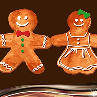 Gingerbread Photo Collage