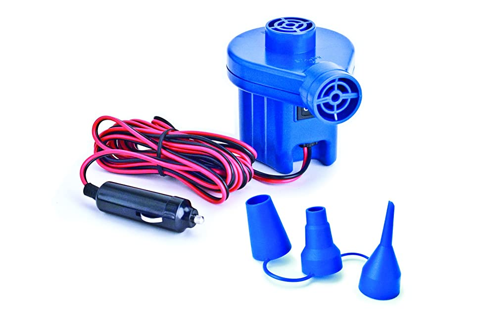 Swimline  12V Accessory Outlet Electric Pump for Inflatables d21748026566896