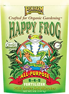 Happy Frog All Purpose Fertilizer 4lb 720169