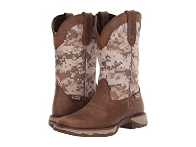 Durango 11 Lady Rebel Digital Camo (Dusty Brown/Digital Camo) Women