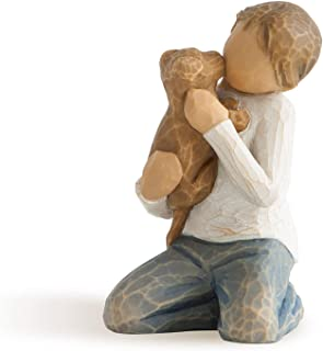 Willow Tree Kindness (boy), Sculpted Hand-Painted Figure
