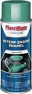 PlastiKote 225 Alpine Green Engine Enamel, 12 oz.