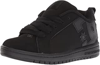 Unisex-Child Court Graffik Skate Shoe