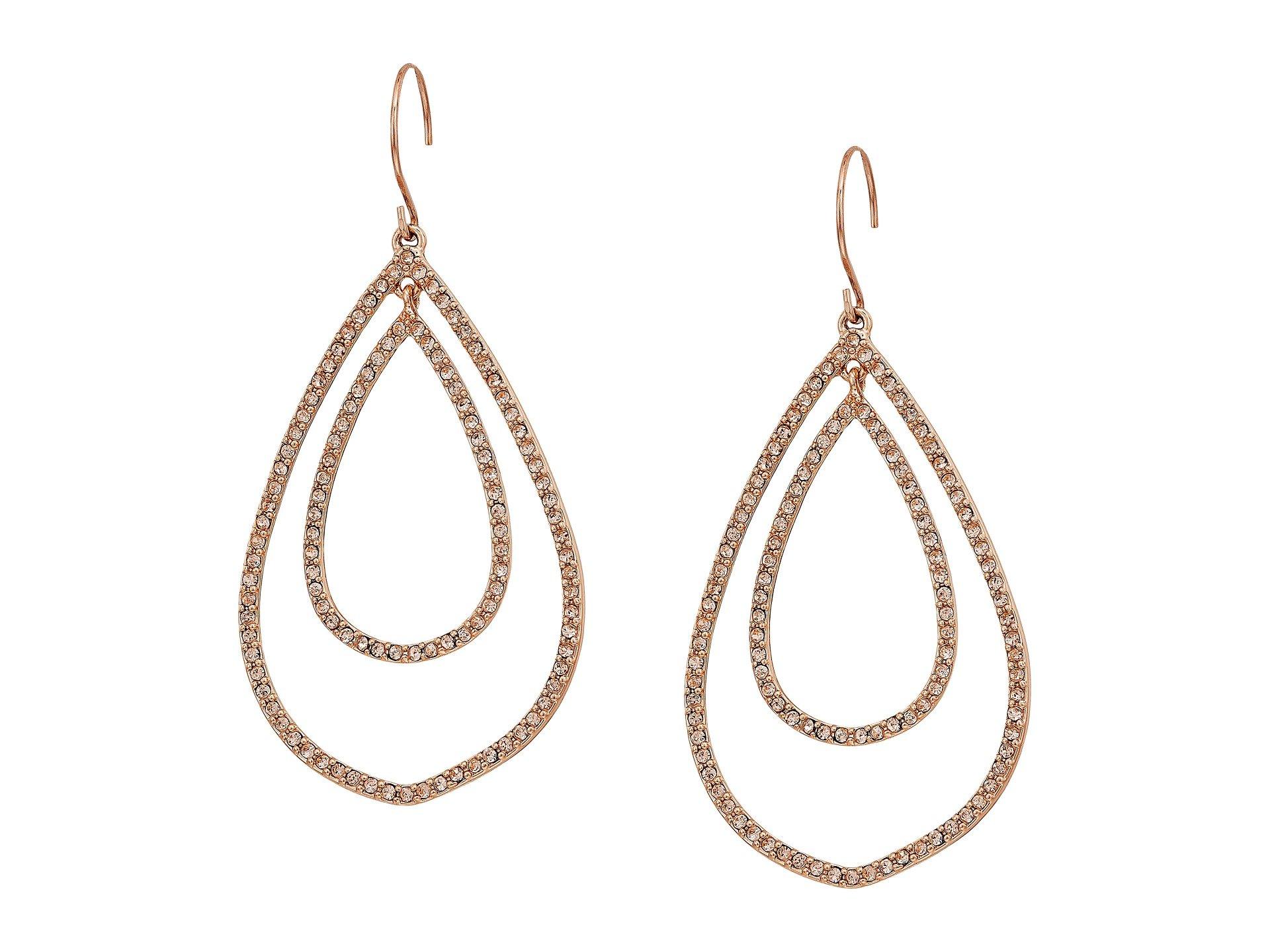 Pendientes para Mujer Vera Bradley Whisper Links Double Earrings  + Vera Bradley en VeoyCompro.net