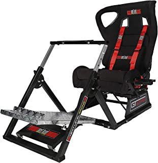 Next Level Racing GTUltimate V2 – Cockpit de simulation de course / PC et Consoles
