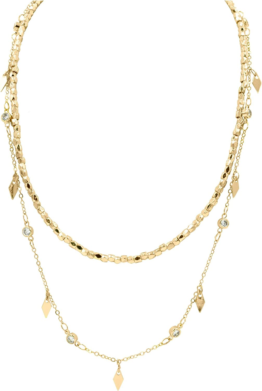 Kinsley Armelle Goddess Collection - Aria Necklace