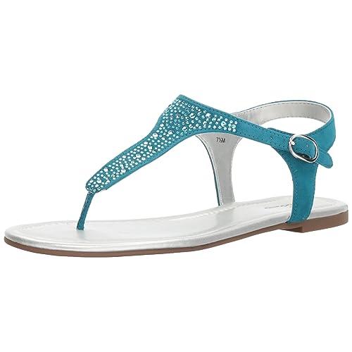 82f138c4cf8a Bandolino Women s Kyrie Flat Sandal