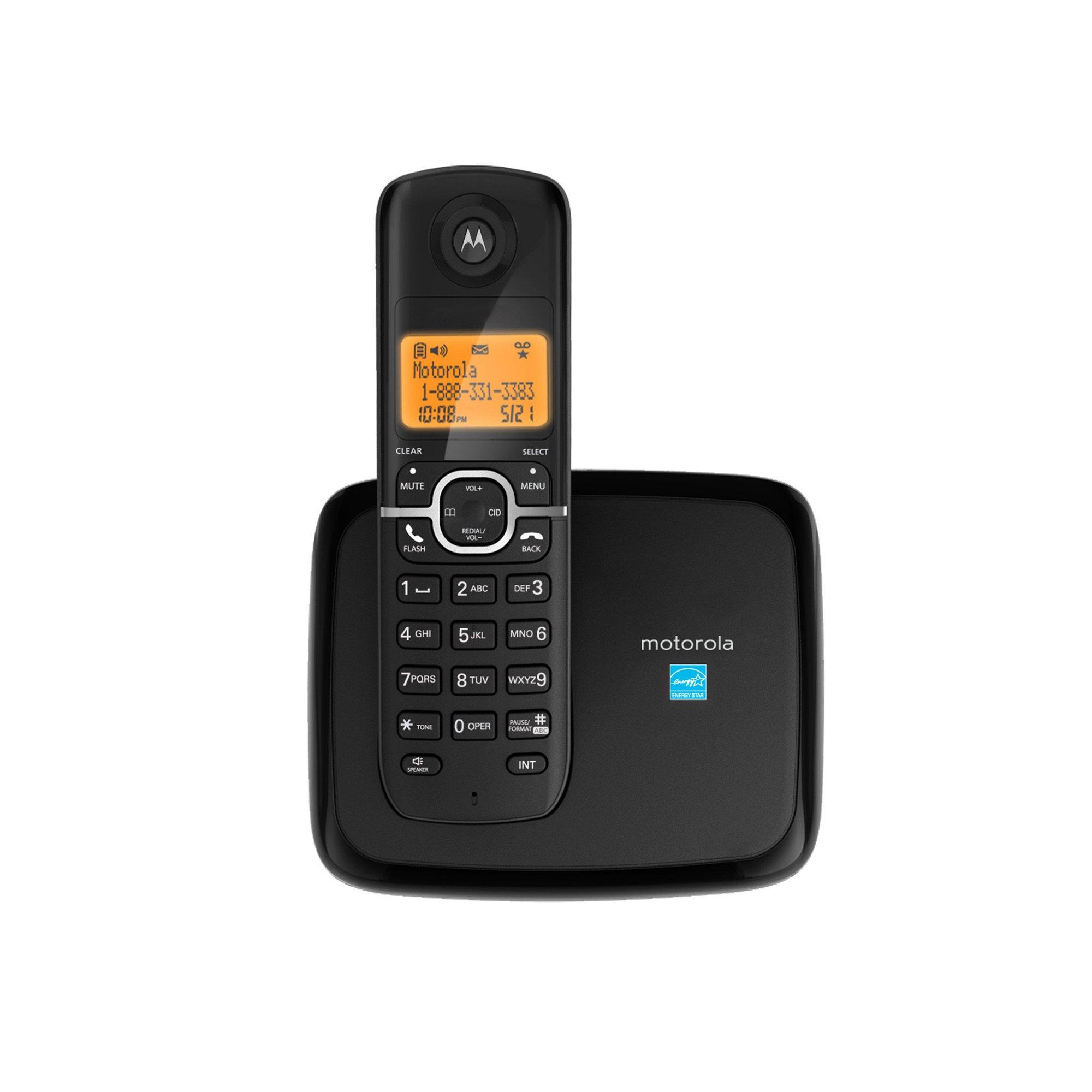 Motorola Cordless Handset Caller L601M