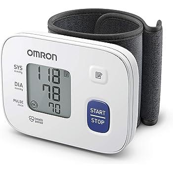 OMRON RS1 Misuratore di Pressione da Polso, da Usare a Casa e in Viaggio