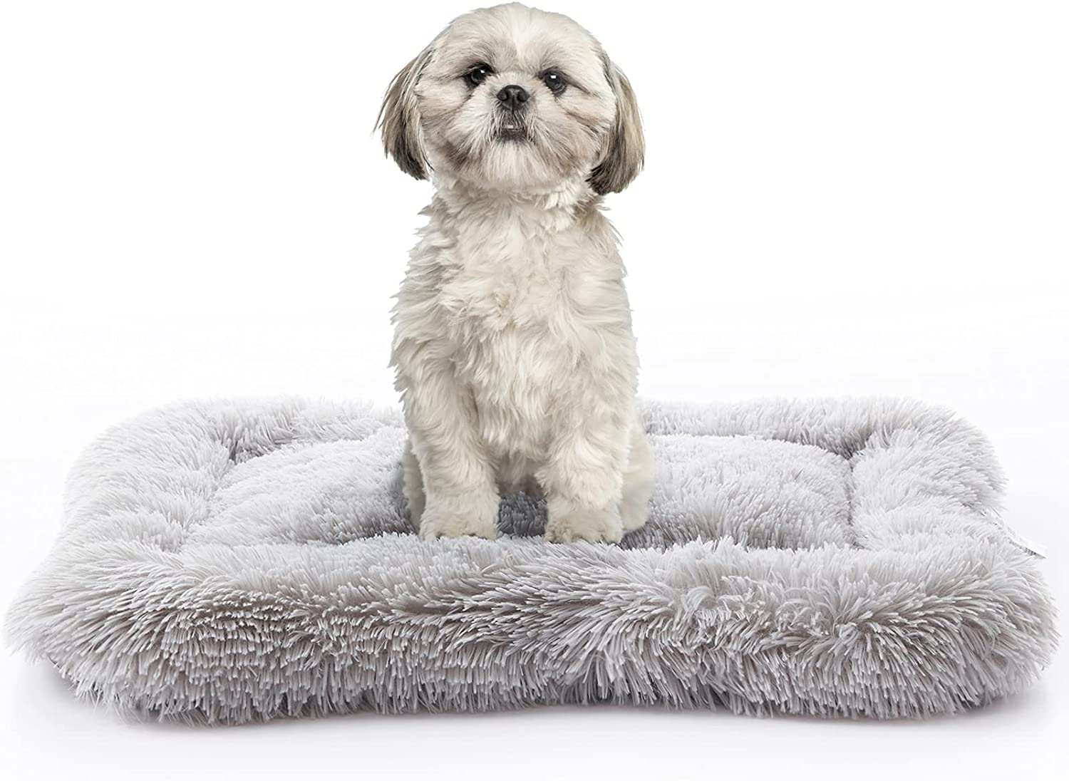 METCHIC Miami Mall Dog Crate Beds NEW before selling ☆ Large Calming Dogs Pads