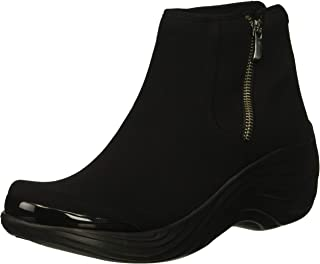 BZees Women's Zora Ankle Boot Mid Calf