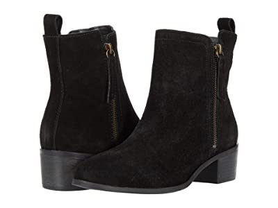 Matisse Savannah (Black Suede) Women