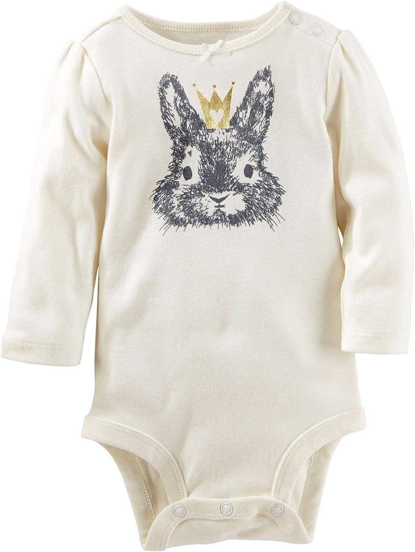 OshKosh B'Gosh Max Fixed price for sale 82% OFF baby-girls 11648410 Bodysuit Single