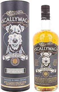 Douglas Laing & Co. SCALLYWAG Speyside Blended Malt Special Edition 46% Volume 0,7l in Geschenkbox mit Socken Whisky