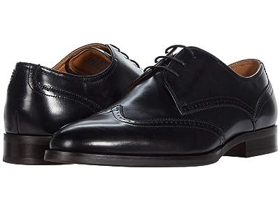 Steve Madden Rummi Oxford (Black Leather) Men