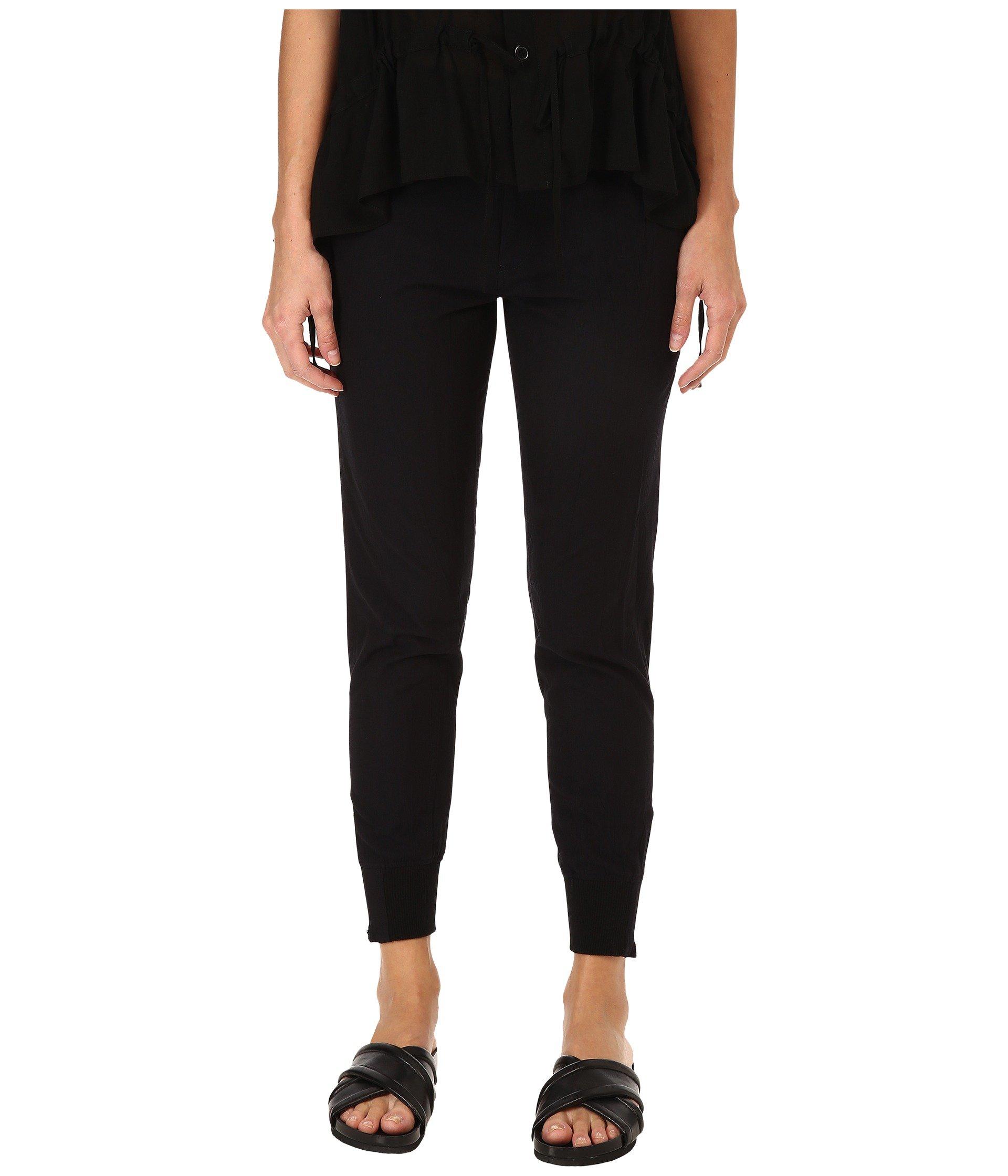 Pantalón para Mujer Yand#39;s by Yohji Yamamoto Rib Hem Thin  +