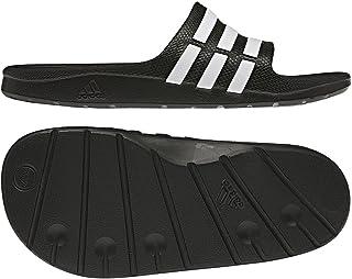adidas Performance Kids Duramo Slide Sandal (Toddler/Little Kid/Big ...