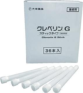 大幸薬品 業務用クレベリンG スティックタイプ詰替え用 (36本入) STICKR36