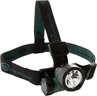 Streamlight 61051 Trident Super-Bright LED Multi-Purpose Headlamp, Green - 80 Lumens