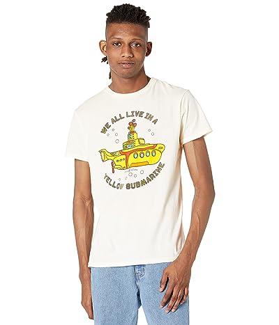 The Original Retro Brand Yellow Submarine Vintage Black Label Tee