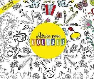 Ze Renato/Ska/Ney Lopes/Maria Rita/Chico Buarque. . - Musica Para Colorir (Box 3 Cds) (Mpb+samba+forro)