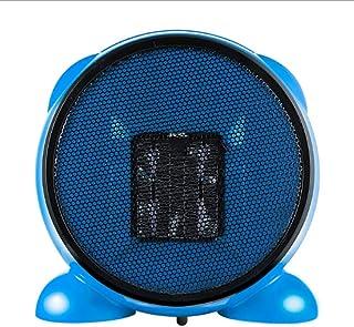 Ventilador Calefactor Eléctrico Casero Portátil, Oficina Calentador Eléctrico, Bajo Consumo De Energía 500W,Red