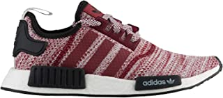 Originals NMD R1 Mens Trainers Sneakers Shoes (US 11.5, Monochrome White S79166)