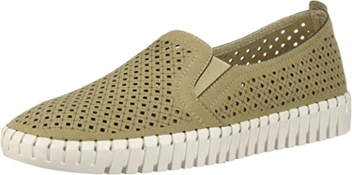 Skechers Sepulveda Blvd-A La Mode, Hauszapatos sin Cordones para mujer